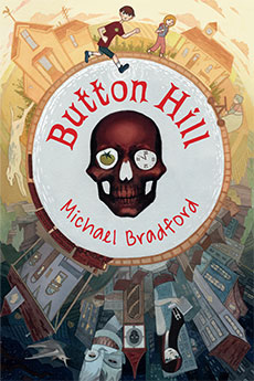 Button Hill by Michael Bradford